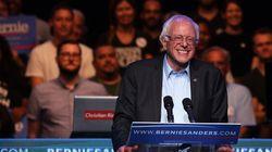 Les talents de percussionniste de Bernie Sanders