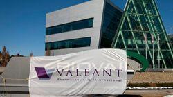 Un rapport controversé sur Valeant