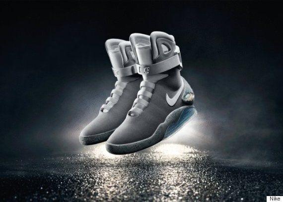 Nike lancera les chaussures de «Retour vers le futur» au printemps