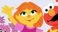 Rencontrez Julia, le premier personnage autiste de «Sesame Street»