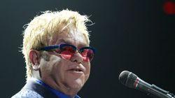 Une exposition à Londres de photographies ayant appartenu à Elton