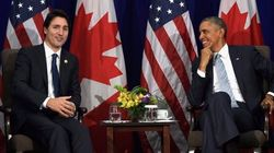 Obama et Trudeau discuteront de