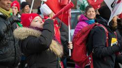 Négociations du secteur public : les syndicats demeurent