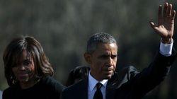 Obama: la marche contre le racisme «n'est pas