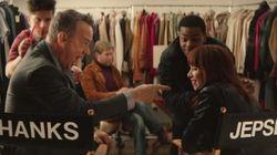 «I really like you» : Tom Hanks comme vous ne l'avez jamais vu