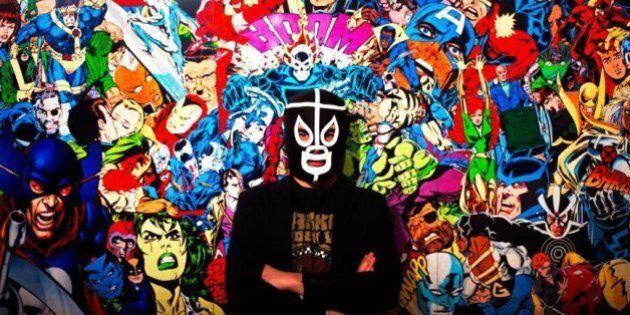 Mr Garcin: l'artiste français qui a séduit Marvel