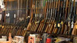 La CAQ rejette une motion sur le registre des armes à feu