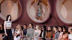 La campagne des nouvelles solaires de Dior: belle et