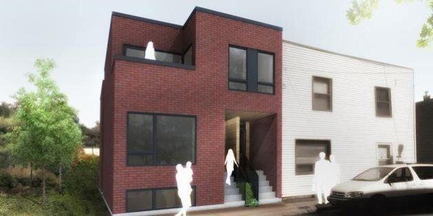 Un nouveau logement d'Habitat pour l'humanité à