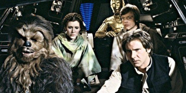 La saga de «La guerre des étoiles» en format