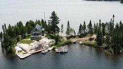 Une maison et une île privée pour 375 000 $ au Québec!