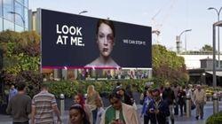 Cette campagne de pub promet de faire sa marque au