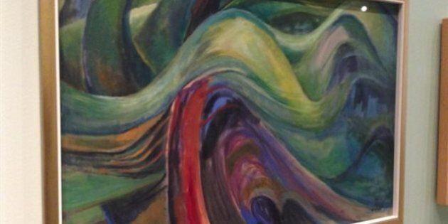 Œuvres inédites de la peintre canadienne Emily Carr à Toronto