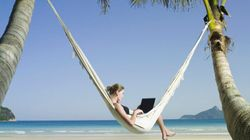 9 choses que j'ai apprises en travaillant depuis une île