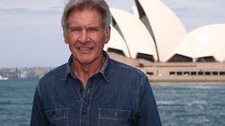 Harrison Ford se moque de Donald Trump qui se dit fan de l'acteur