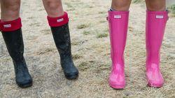 Les bottes de pluie: nos alliées des jours de grisaille