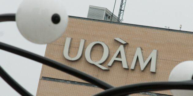 Les professeurs de l'UQAM en grève