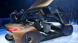 La voiture du futur imaginée par BMW pour ses 100 ans