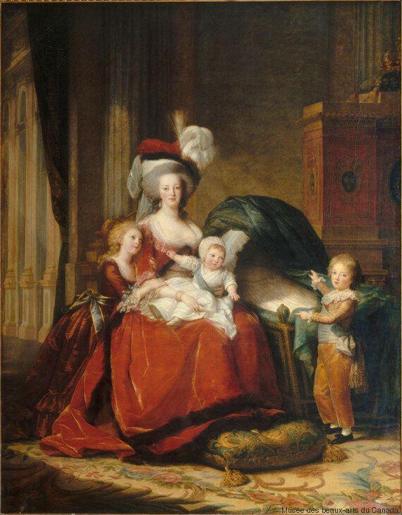Élisabeth Louise Vigée Le Brun, femme peintre à
