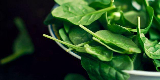 Manger une portion d'épinards tous les jours rajeunirait le cerveau de 11
