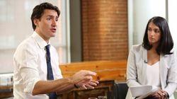 Justin Trudeau est féministe et n'a pas peur de le