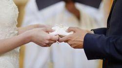 Laïciser la procédure de mariage pour dissiper la