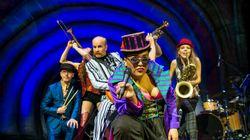 «But wait... there's more» de Circus Oz: la déception de l'année à la