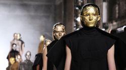 Semaine mode à Paris: Paco Rabanne, Rick Owens plus sage, Kim Kardashian