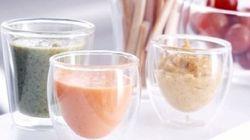 Vite fait, bien fait: Trempettes aux poivrons, au curry et aux