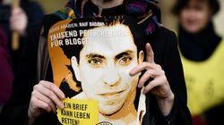 Le blogueur Raïf Badawi échappe à la flagellation pour une huitième fois en Arabie