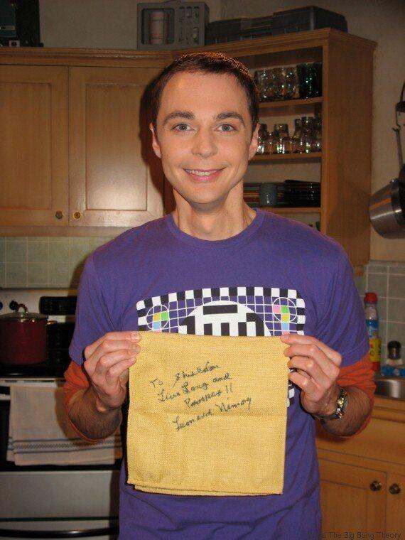 «The Big Bang Theory» rend un dernier hommage à Leonard