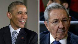Obama et Castro vont se rencontrer au Sommet des Amériques cette