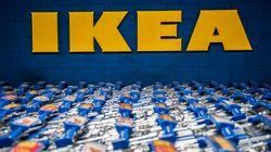 IKEA offre des meubles aux