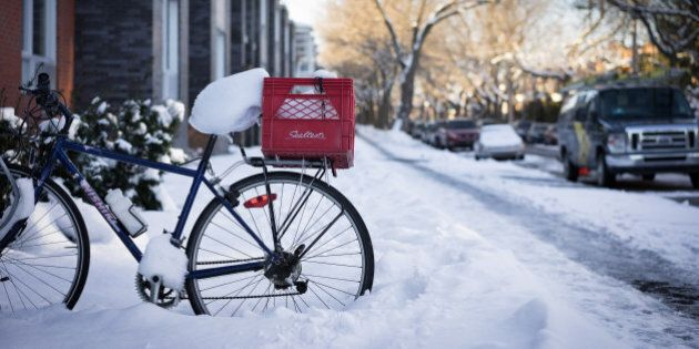Tempête de neige prévue dans les Maritimes et du temps doux au