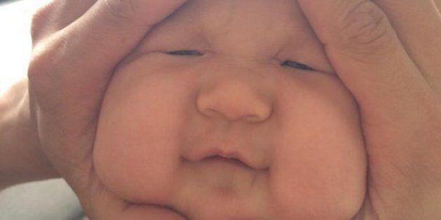 Ces bébés transformés en onigiri par leurs parents vont vous faire fondre