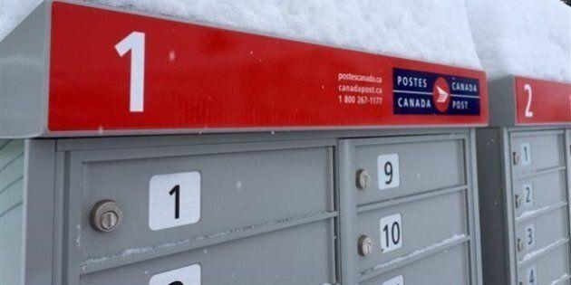Vol de courrier dans les Laurentides et en