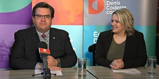 Montréal-Nord : Christine Black candidate pour l'Équipe Denis