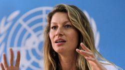 Le top modèle Gisele Bündchen: une femme engagée pour