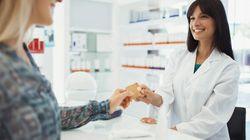 Les pharmaciens, une partie de la