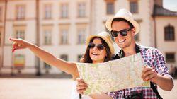 Les 30 destinations vacances préférées des Québécois pour cet