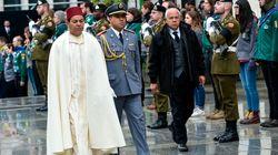 Le prince Moulay Rachid représente le roi aux funérailles du Grand-Duc Jean de