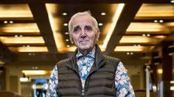 Charles Aznavour: un nouvel album à 90