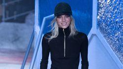 Le défilé sport et futuriste de H&M Studio automne/hiver 2015-2016 à Paris