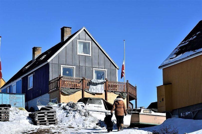 Η πόλη του Ilulissat ζει στο ρυθμό του παγωμένου χειμώνα