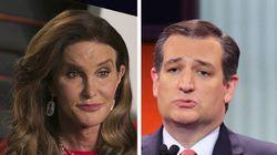 Caitlyn Jenner veut travailler pour Ted Cruz, l'ultra