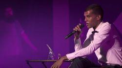 Stromae dévoile la captation du spectacle «Racine Carrée» au Centre Bell