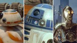 Quel robot de «Star Wars» la NASA juge-t-elle le plus
