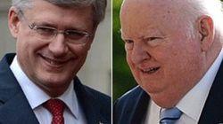 Harper continue de dire ne pas avoir été au courant du paiement à