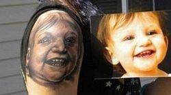 18 tatouages de portraits d'enfants totalement ratés