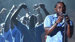 Kendrick Lamar sort un album